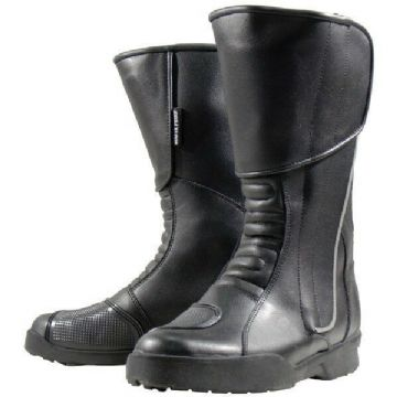Komeni Imola Waterproof Motorcycle Motorbike Leather Boot **MEGA SALE**